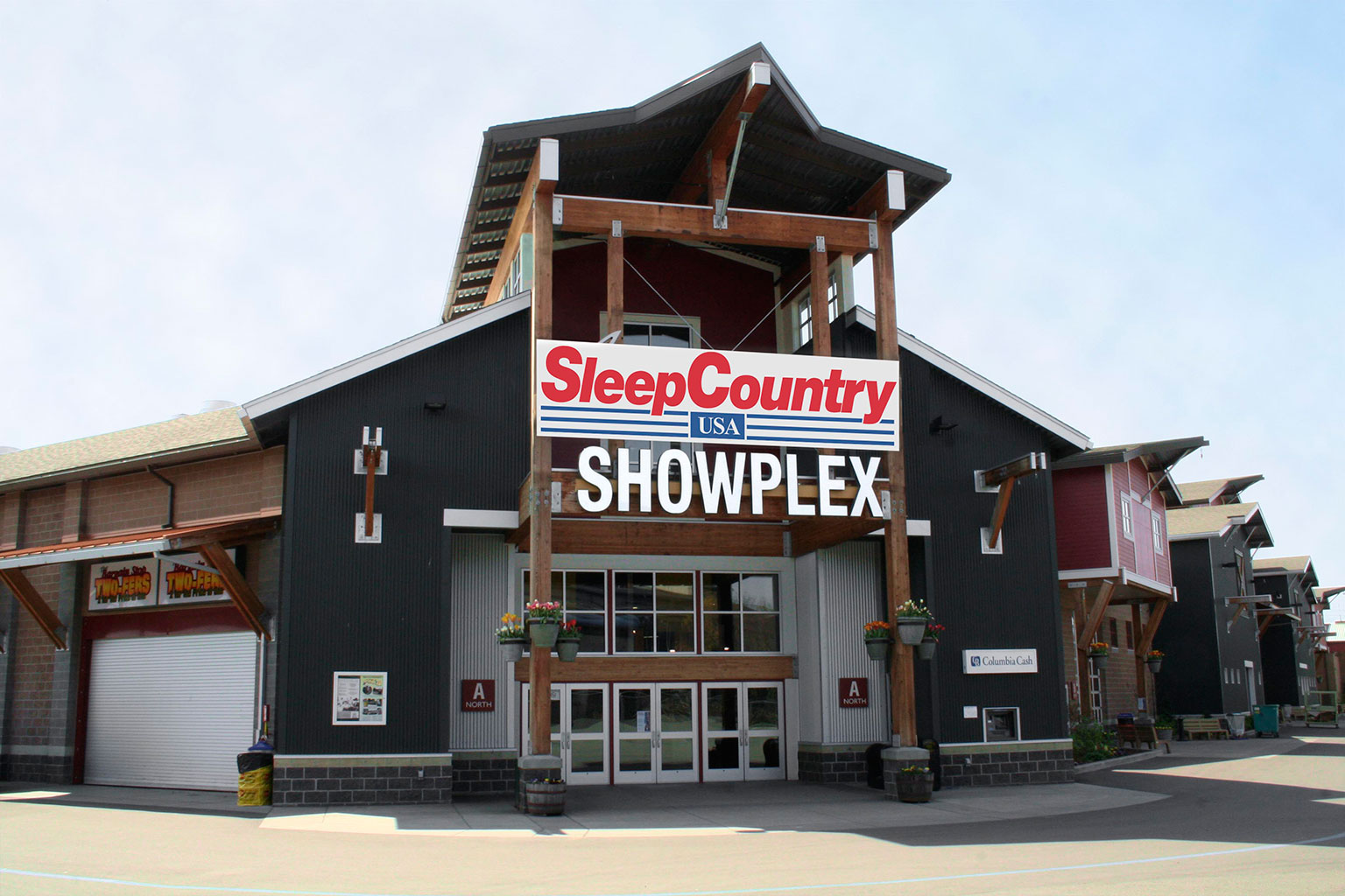 Event Location, WA State Fair Event Center, Showplex