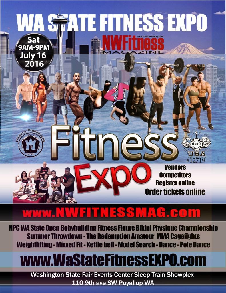 WA Fitness EXPO